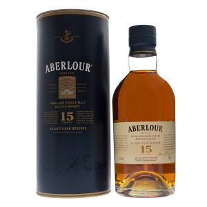 Aberlour 15Y Cask Strength Original