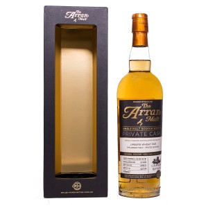 Arran 2005 peated for Limburg Original