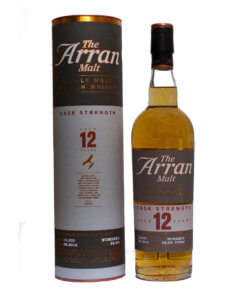 Arran 12Y Cask Strength Batch 6 Original