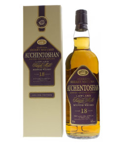 Auchentoshan 18Y Cask Strength Original