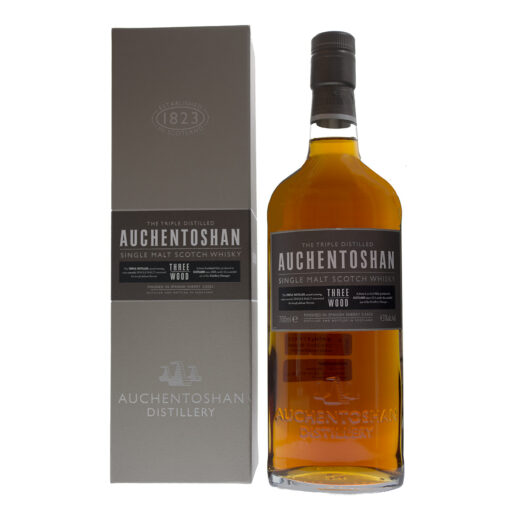 Auchentoshan Three Wood Original