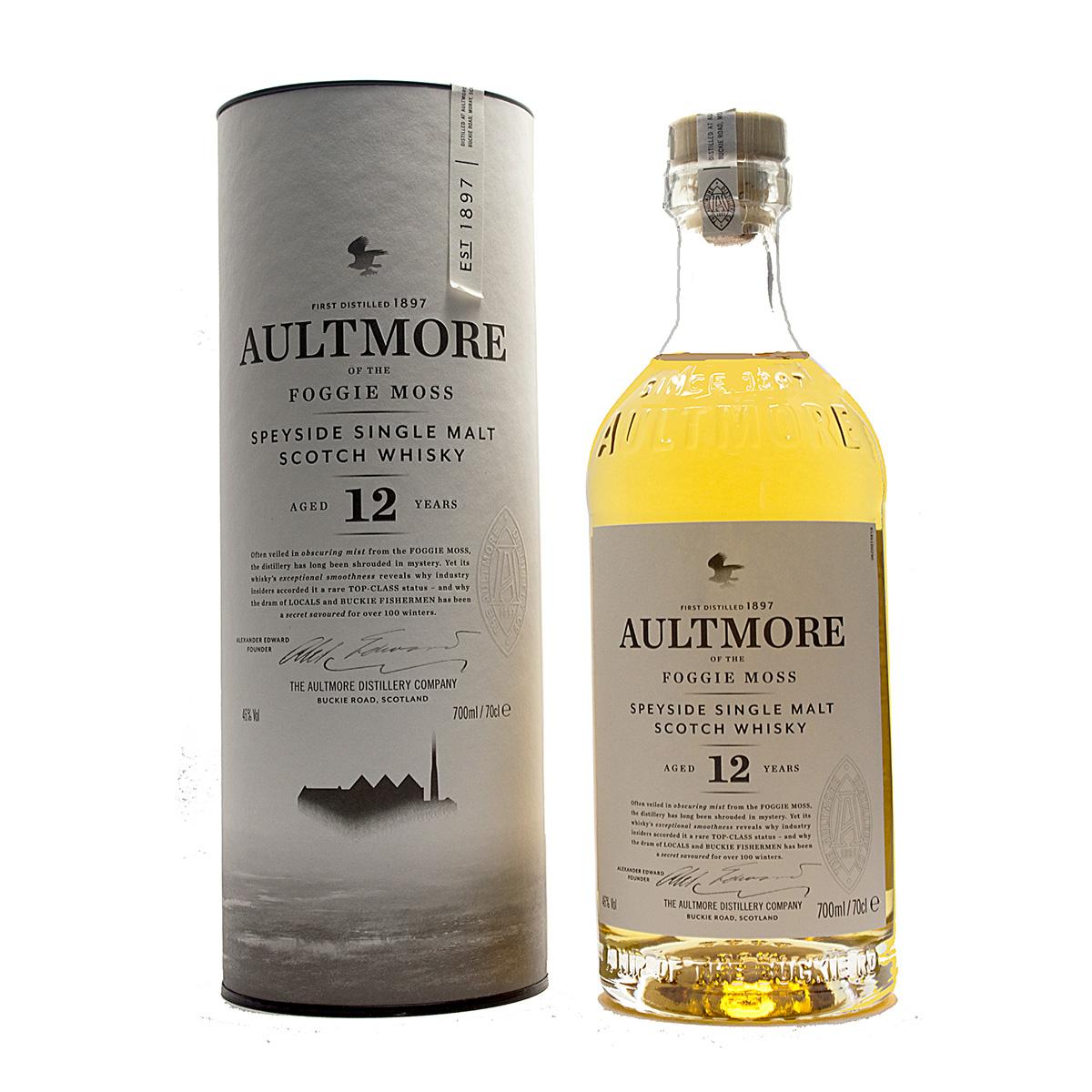 Aultmore 12Y Original