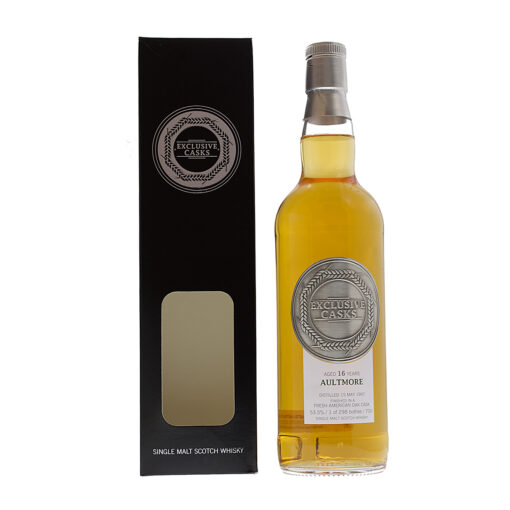 Aultmore 1997 16Y Exclusive Casks David Stirk