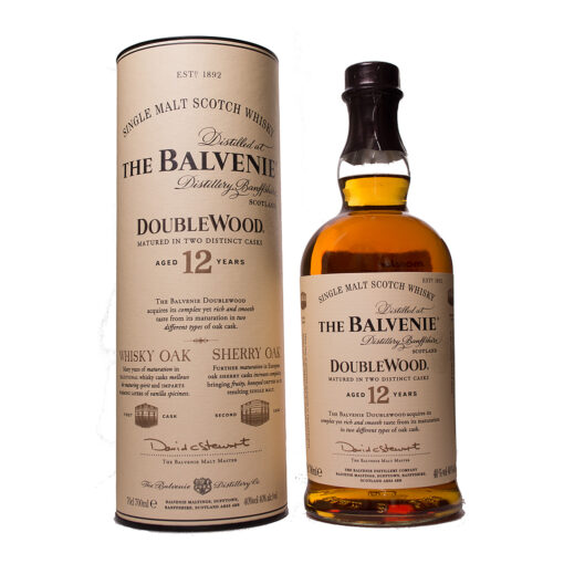 Balvenie 12Y Double Wood Original