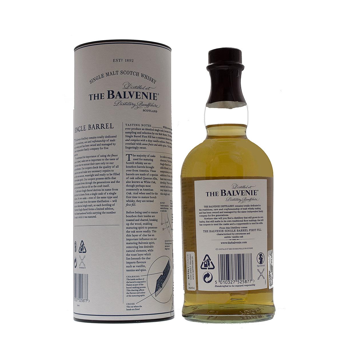 Balvenie Whisky Tour