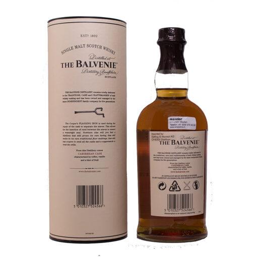 Balvenie 14Y Caribbean Cask Original