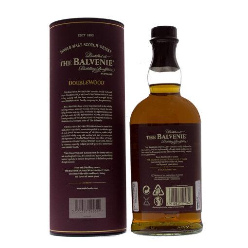 Balvenie 17Y Double Wood Original