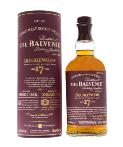 Balvenie 17Y Double Wood Original