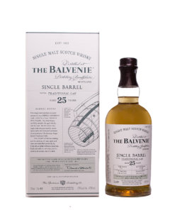 Balvenie 25Y Single Barrel Original