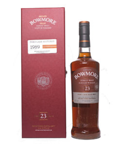 Bowmore 23Y Port Cask Original