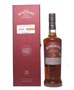 Bowmore 23Y Port Cask Original
