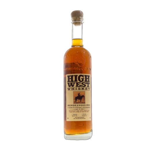 High West Rendez vous Rye Original