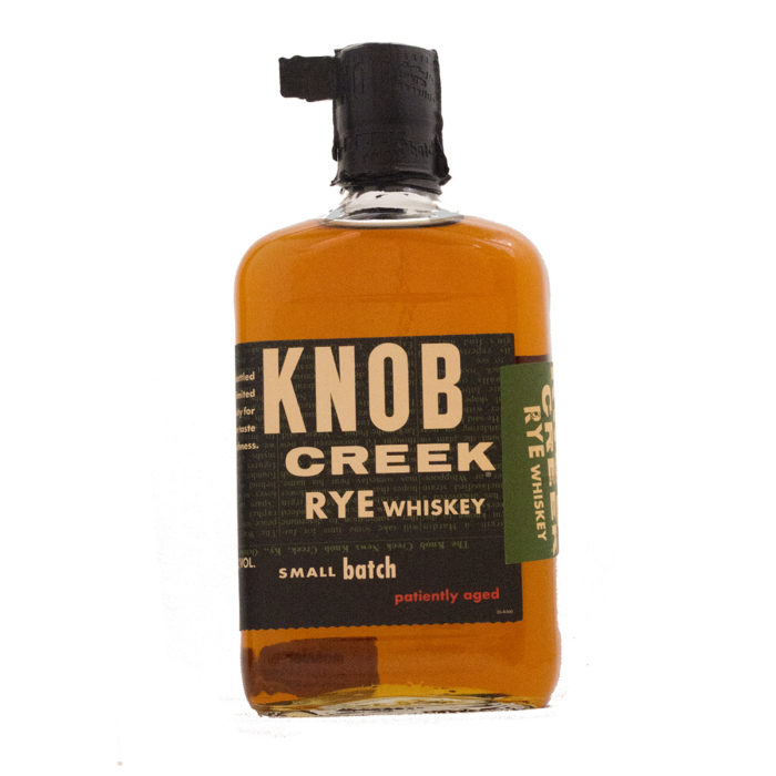 Knob Creek Rye Original