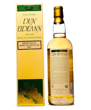 Aberfeldy 1991 9Y Dun Eidean