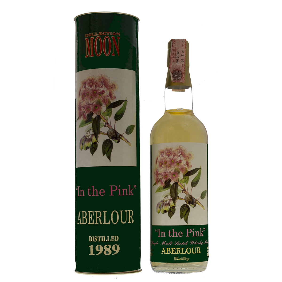Aberlour 1989 11Y in the Pink Moon