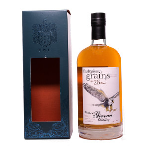 Girvan 1988/26Y Exclusive Grains David Stirk