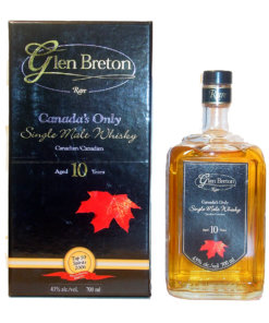 Glen Breton 10Y Canada's only Single Malt Original