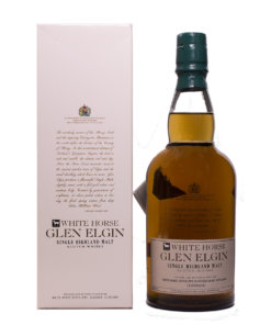 Glen Elgin 12Y White Horse Original