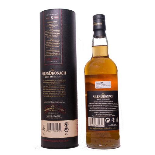 Glendronach 8Y The Hielan Original