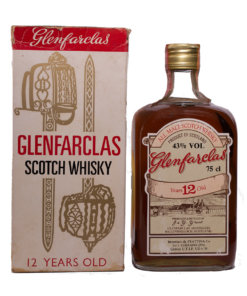 Glenfarclas 12Y very old Original