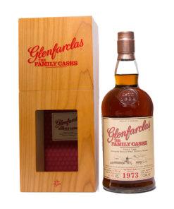 Glenfarclas 1973 Family Cask Original