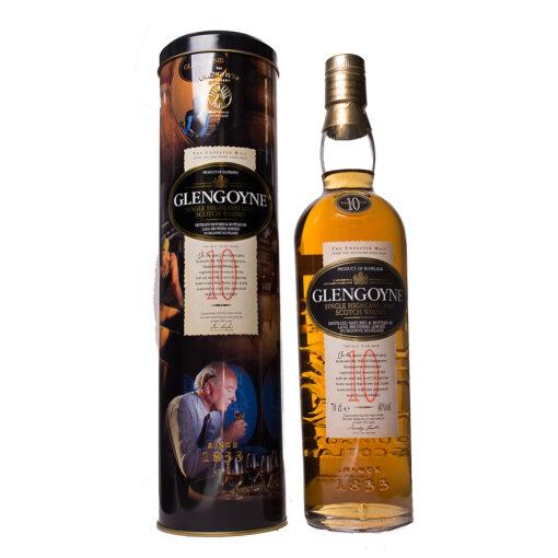 Glengoyne 10Y Blechdose Original