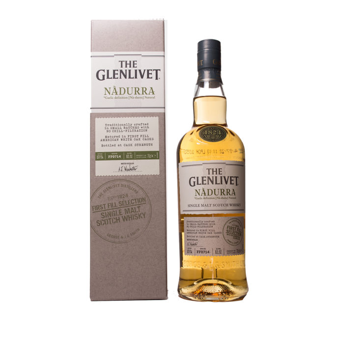 Glenlivet Nadurra First Fill Selection Batch FF0714 Original