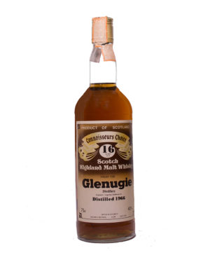 Glenugie 1966/16Y brown Label Original