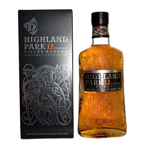 Highland Park 12Y Viking Honour Original
