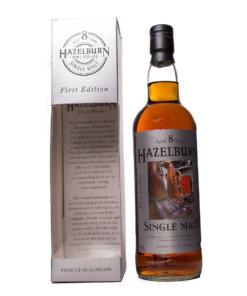 Hazelburn 1997/8Y 1st Edition Original