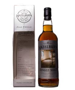 Hazelburn 1997/8Y First Edition Original
