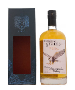 Invergordon 1988/26Y Exclusive Grains David Stirk