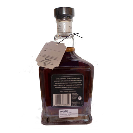 Jack Daniels Single Barrel Original