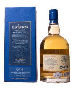 Kilchoman 3Y Whiskyschiff Zürich 2010 Original