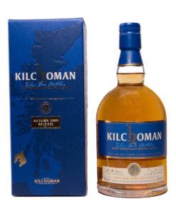 Kilchoman 3Y Autumn 2009 Second Bottling Europe Original