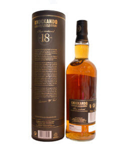 Knockando 18Y Slow Matured Original