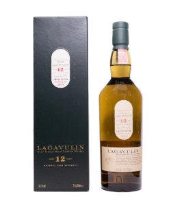 Lagavulin 12Y Cask Bottled 2013 Original
