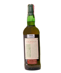 Lagavulin 12Y White Horse Old Label Original