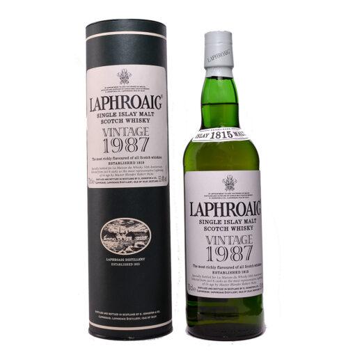 Laphroaig 1987/19Y 50th Anniversary LMDW Original