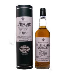 Laphroaig 1989/17Y Feis Ile 2007 Original