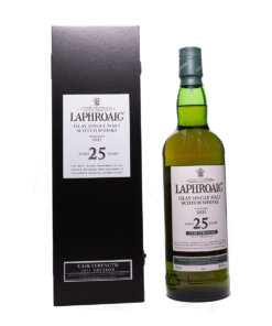 Laphroaig 25Y Cask Strength 2011 Edition Original