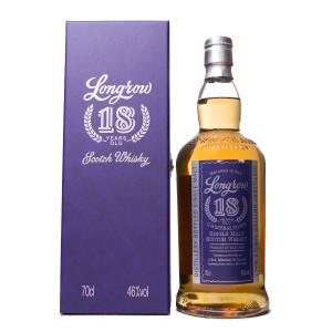 Longrow 18Y 1st Edition Original