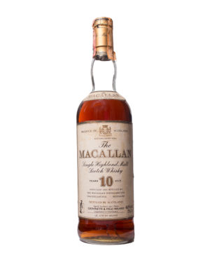 Macallan 10Y old GiFi Original