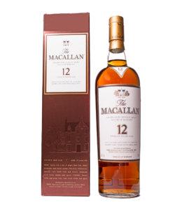 Macallan 12Y Sherry New Original