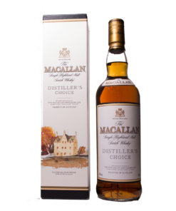Macallan 14Y Distiller's Choice Japan Original