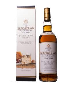 Macallan 14Y Distiller's Choice Japan Original