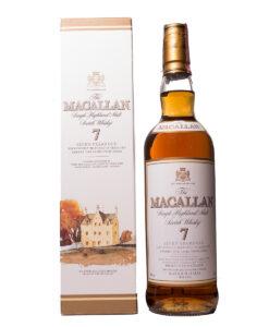 Macallan 7Y newer Original