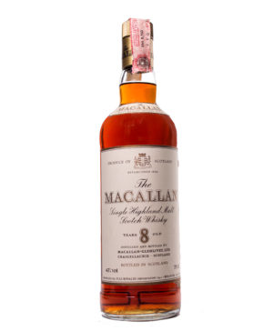 Macallan 8Y Original