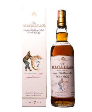Macallan 7Y older Original