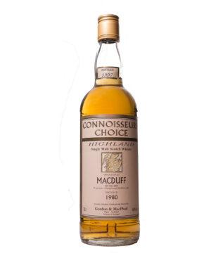 Macduff 1980/17Y Connoisseurs Choice Gordon & Macphail